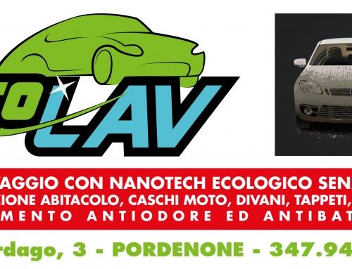 ECOLAV – Lavaggio a mano lucidante ed igienizzazione interni auto!!